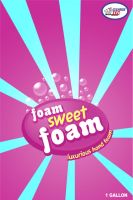 Foam Sweet Foam by J-a-z-z-z