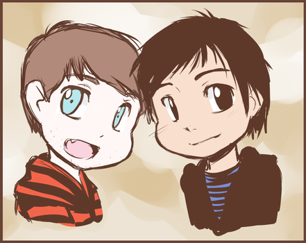 smosh by SkyDrew