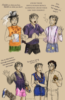 What Would Cecil Wear? by ErinPtah