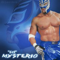 Rey Mysterio Graphic by SilentBobWX