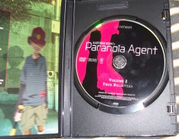 Paranoia Agent Vol 2 DVD by Gingersnap87
