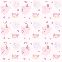 Pokemon Valentine's Day bg by OOT-Link