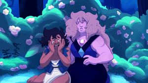 Steven universe screen cap redraw by Ironicmemeing