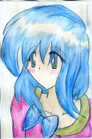Watercolor Pencil 1- Sweet Thoughts by HoneyHorse11