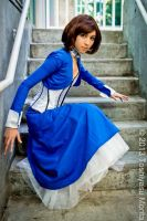BioShock - Elizabeth - Hidden by oOMeroChanOo