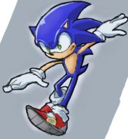 Sonic by MinDream6