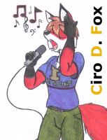 He still is great singing x3 by DingoPatagonico
