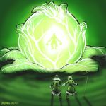 Discovering The Cabbage Bender by zenzmurfy