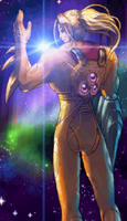 Metroid Fusion Ending 2 by s3k94