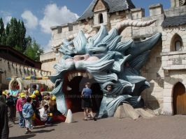 Parc Asterix 2 by lokifan123
