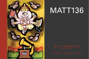 matt136 solo show by alteredboxes