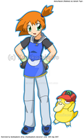 Misty Dress Up: Ash 02 by Kamiflor