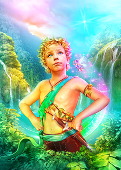 Peter Pan by Shannon-Maer