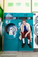 Tintin to the Laundry : Finally ! by Kal-Art