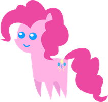 Pinkie Pie finale style by Death-of-all