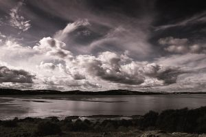View from Crammond by Beachrockz4eva