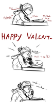 My Valentine by ChesterPalm