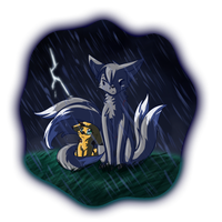 Tailbrella by CrispyCh0colate