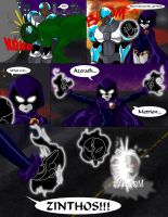 Comedy and Tragedy pg.7 by WhiteRaven4