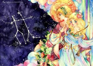 Gemini by Lovepeace-S