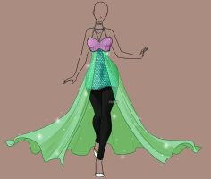 Fashion Adoptable Auction 100 - CLOSED by Karijn-s-Basement