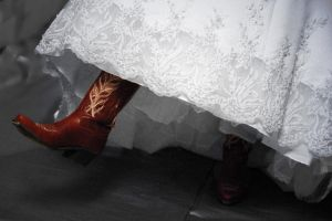 Brides Boots by Comical1