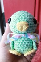 Easter Chick - for sale on Etsy by theyarnbunny