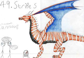 49. Stripes by DraveDragonheart