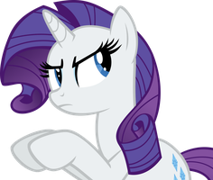 Pissed Rarity by Jerick