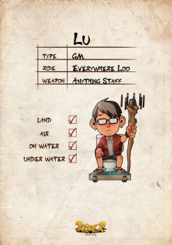 Loo by LooAwesome