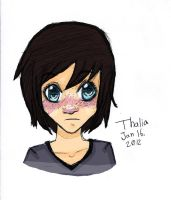 Thalia by PrillaLightfoot