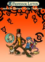 Professor Layton and the Unknows by RNZZZ