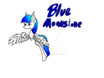 Blue Moonstone by PrismicDiamondArt