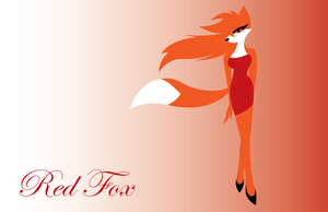 Red Fox by TheLoneCrow