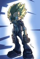 vegeta cool by Tursy