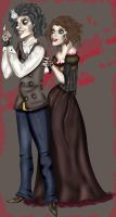 Sweeney Todd by Mize-meow