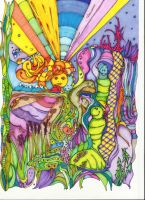 Earth Day 2013, Collaboration with Seahorse66 by MadGardens