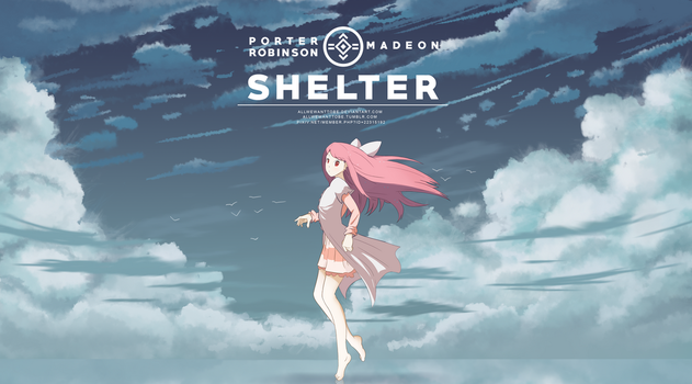 Rin of Shelter (Porter Robinson and Madeon) by allwewanttobe