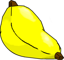 Fat Banana ~Request~ by Icefeather31