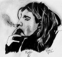 Kurt Cobain #2 by BLB55