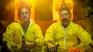 breaking Bad by MisterGoodCat