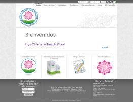 Web Liga terapia floral 1 by Vincentburton