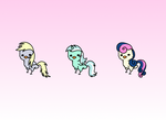 My Little Pony Chickens 4 by hotcoco7946
