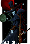 Chakan:The Forever Man by infrafan