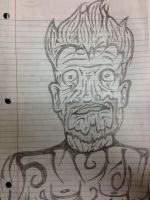 ''It Looks Like a Tatted-Up Ryan Dunn!'' by ENDYS-ART-HELL