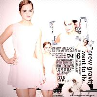 Emma Watson 5 by playmysong