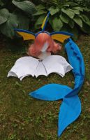 Vaporeon ears tail ruff by Hop-is-my-Hero