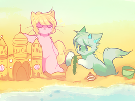 beach time by stylo6