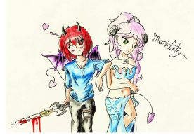 anita and meridity by takeiteasy-brother
