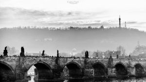 Charles Bridge by MarinCristina